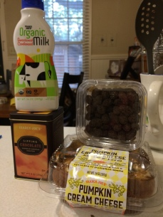 My indulgent spree at Trader Joe's